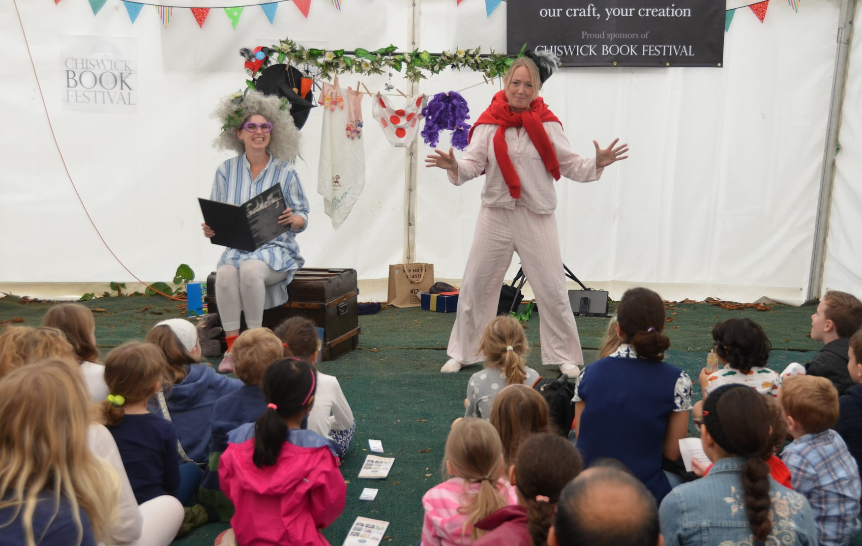 Chiswick Book Fest