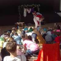 Barnes Children's lit fest